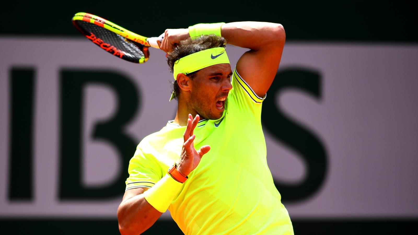 French Open 2019 | Rafael Nadal schlägt Yannick Maden ...