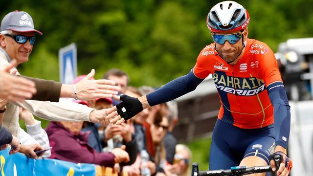 Nibali sera au départ du Tour... mais peut-être pas pour le gagner