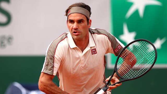 Rapide comme l'éclair, Federer continue son chemin