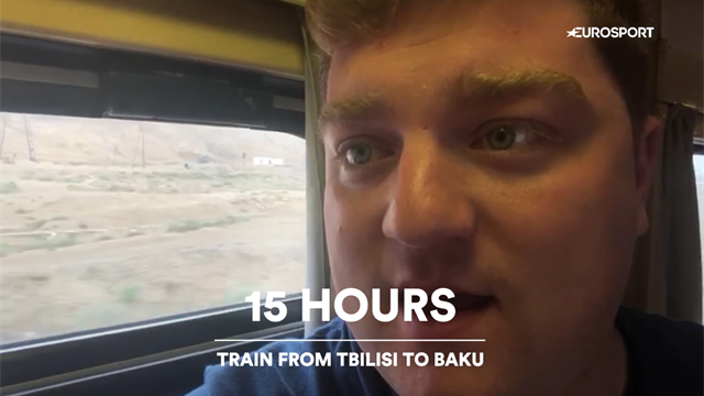 To Baku and Beyond: One Chelsea fan's mammoth trip to the Europa League final