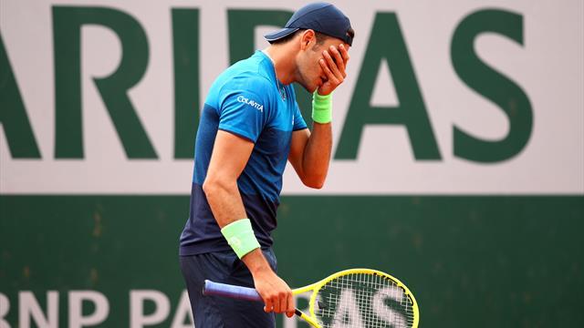 Matteo Berrettini eliminato: sfuma la sfida con Federer al terzo turno