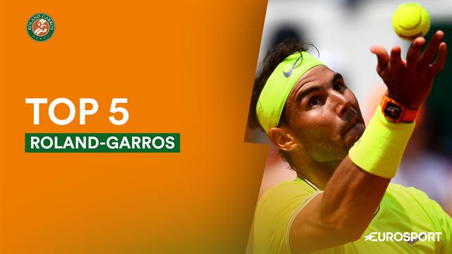 Le top 5 points de mercredi : Nadal avait le compas dans l'oeil, Dimitrov s'est retrouvé