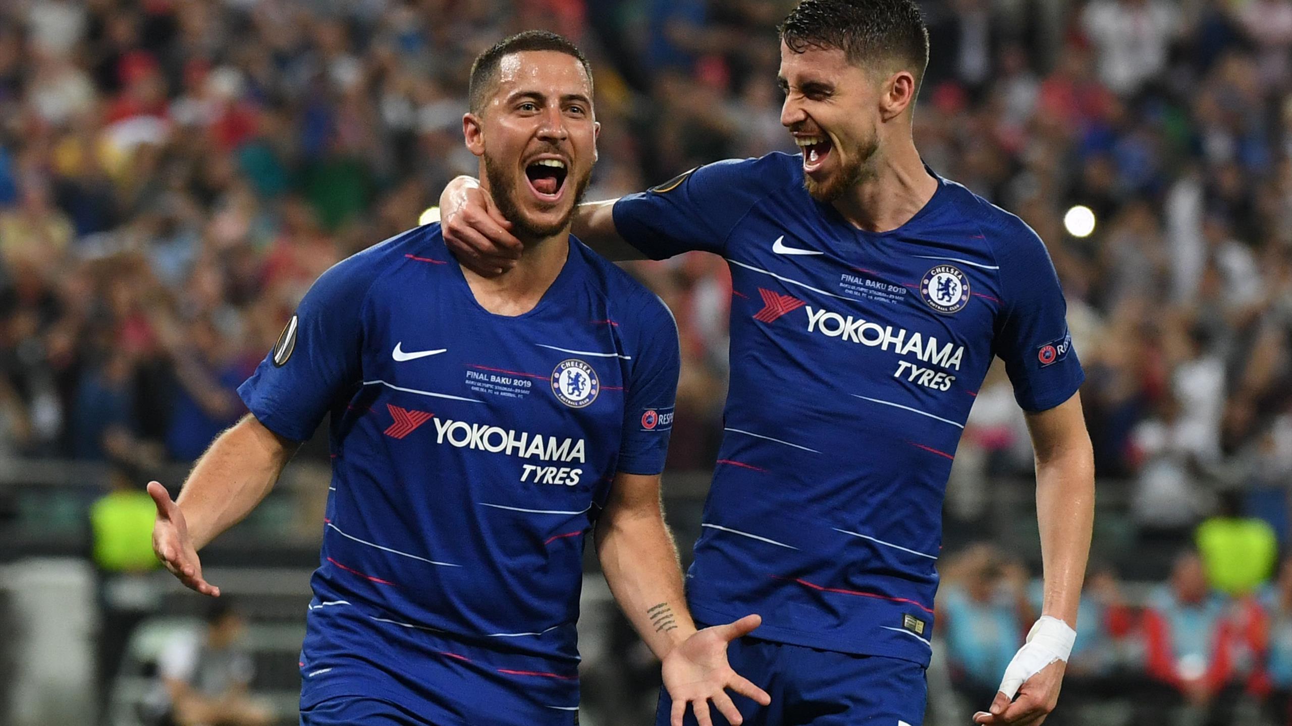 Europa-League-Finale: FC Chelsea Gewinnt Dank Hazard Gegen