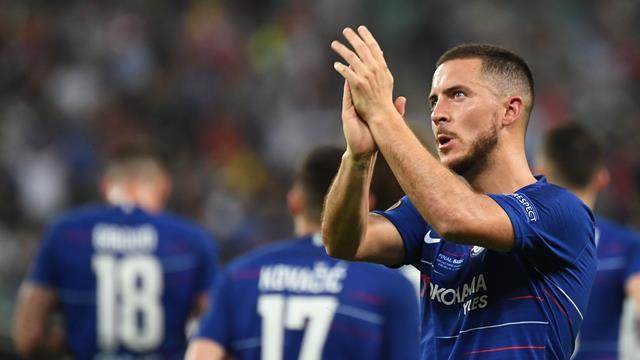 """Hazard: """"Penso che questo sia un addio, è l'ora di una nuova sfida"""". Lo aspetta il Real"""