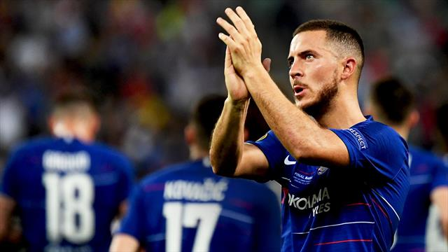 The new Galactico: Reaction as Hazard finally signs for Real