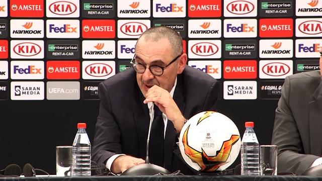 Sarri: I respect Hazard's decision to leave