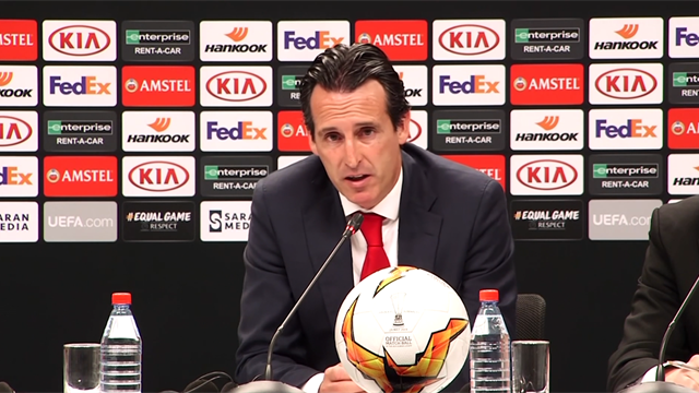 Emery: Arsenal need to stay 'strong' after Europa humiliation