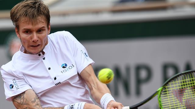 Roland-Garros: Thiem écarte Bublik dans la douleur