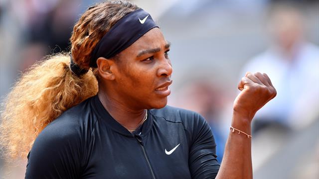 Serena, la peur du temps qui passe