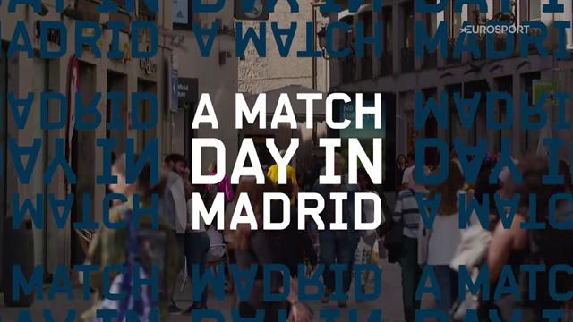 ADVERTORIAL - Een wedstrijddag in Madrid