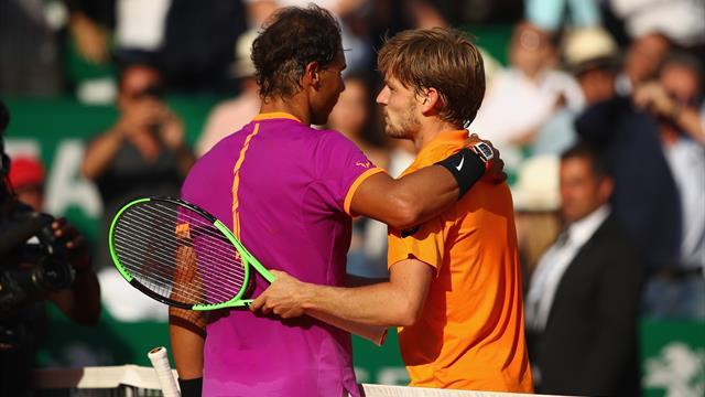 David Goffin soutenu par… Gad Elmaleh avant le choc contre Nadal