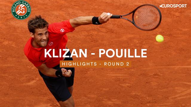 Roland-Garros - Les temps forts de Khachanov - Klizan - Roland-Garros