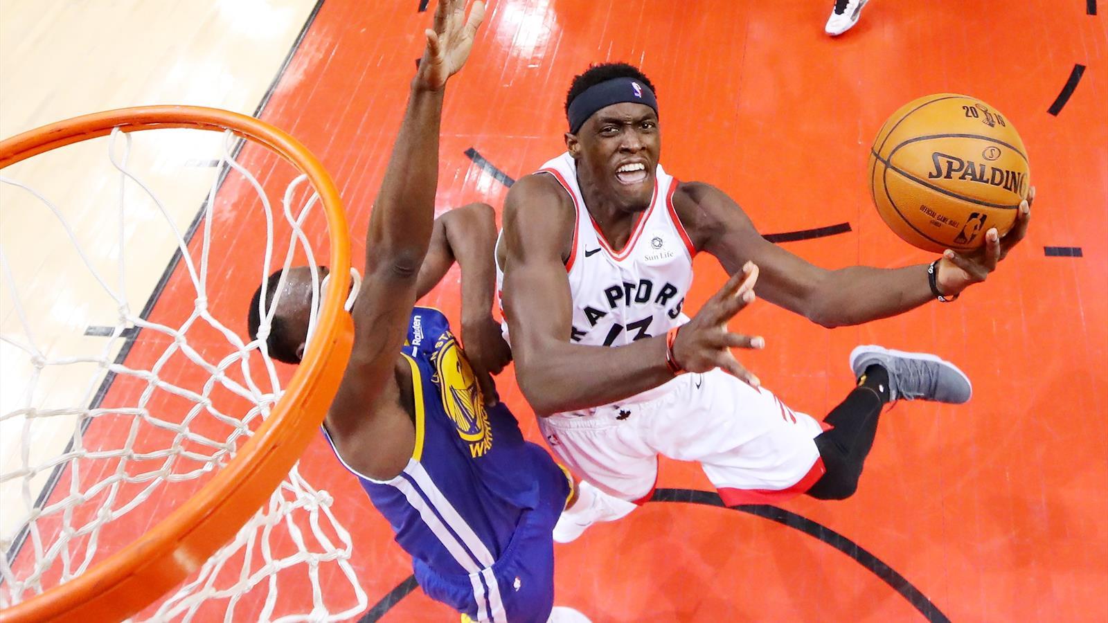 Siakam irreale, i Raptors vanno il doppio e sbranano i Warriors! Gara 1 delle Finals è di Toronto
