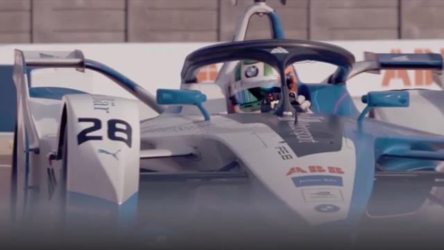 BWM i Motorsport in Berlin: Das ist die Technologie der Zukunft