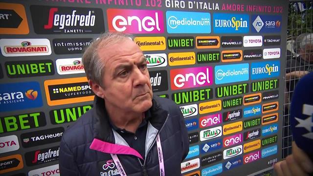 """Giro-Boss wütet gegen Kritiker: """"Das hat es nie gegeben!"""""""