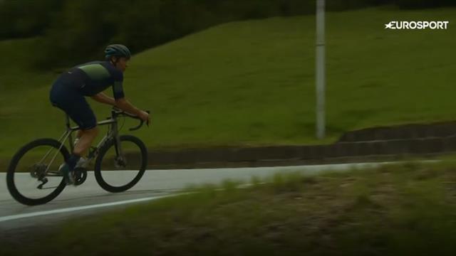 Giro d'Italia: Juan-Antonio Flecha verkent de San Martino di Castrozza