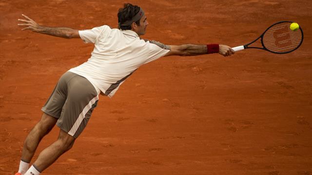 Alerte tour de magie : le revers exceptionnel de Federer face aux assauts de Wawrinka
