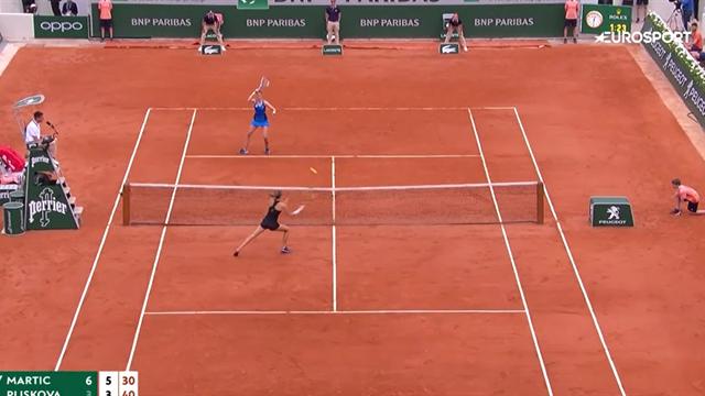 28-летняя хорватка выбила Плишкову – Осака сохранит №1 по итогам турнира