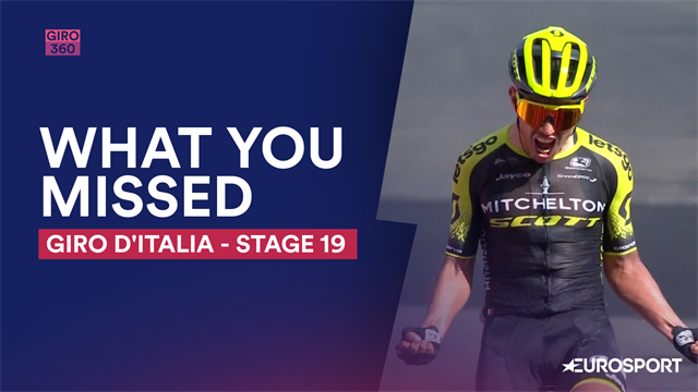 What you missed in Stage 19