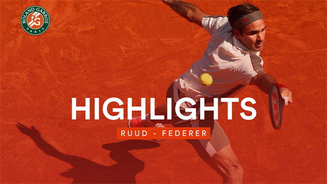 Klasse aufgebaut, gnadenlos abgeschlossen: So machte Federer das Achtelfinale perfekt