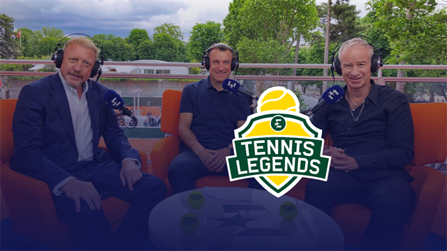 Tennis Legends: Which is the best Grand Slam?