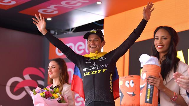 From illness to tears of joy: Chaves' magical comeback stage win
