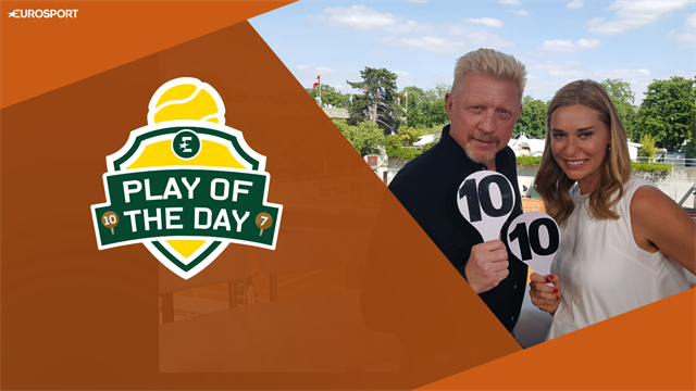 Play of the Day: 😲 'She took a phone call during the match?'