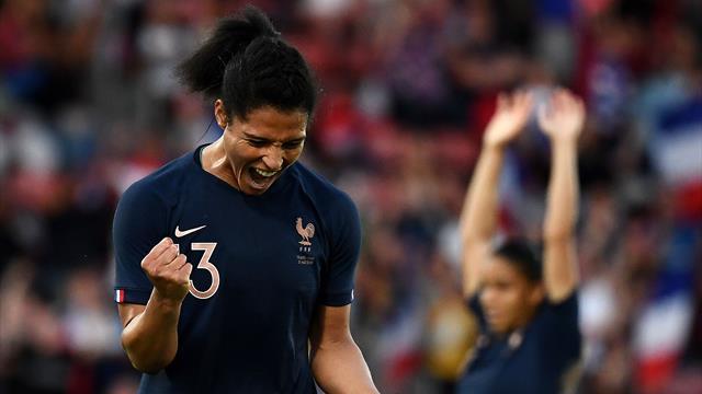 Les Françaises terminent victorieusement leur préparation au Mondial