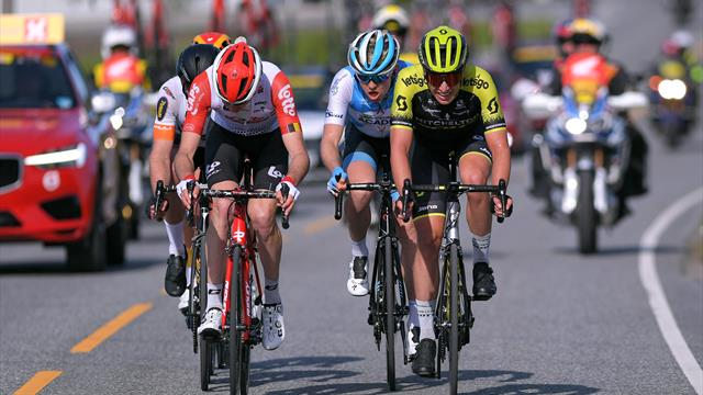 Affini: It was 'now or never' for maiden stage win