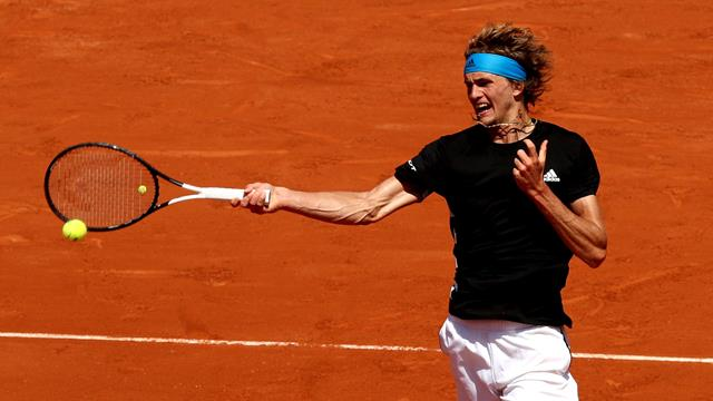Zverev sets up Djokovic showdown after beating dogged Fognini