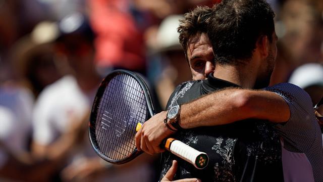 Men's Round-up: Zverev survives scare, Wawrinka defeats Dimitrov