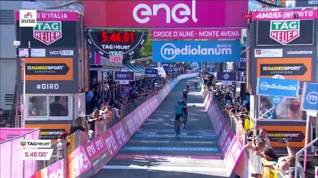 Giro d'Italia 2019, Carapaz: