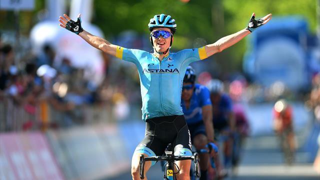 Giro de Italia 2019 (20ª etapa): Bilbao repite victoria y Landa alcanza el podio