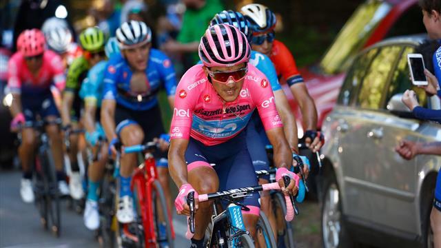 Saison verlängert: Giro und Top-Klassiker im Herbst?