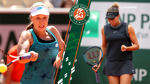 Highlights: Keys tog snæver sejr mod stærke Blinkova