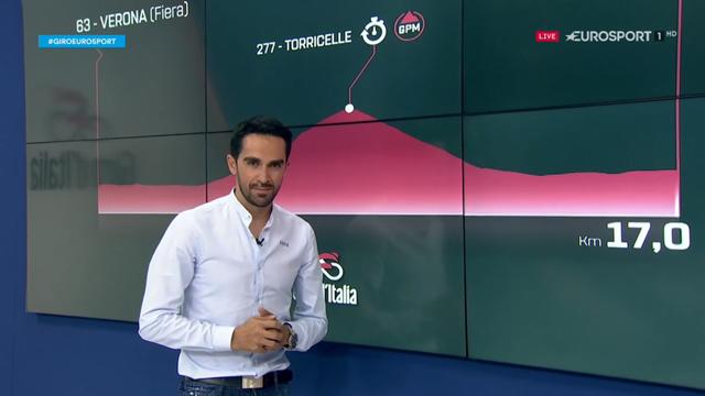 La predicción de Alberto Contador (21ª etapa): La dura crono de Verona que decide el podio