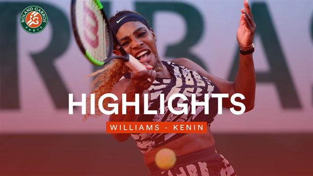 Früh gestolpert: So kam es zum Aus von Serena Williams