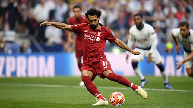 Main de Sissoko et penalty de Salah : Liverpool a mis moins de deux minutes pour passer devant
