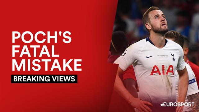 Breaking Views: Poch's fatal mistake behind poor Spurs display