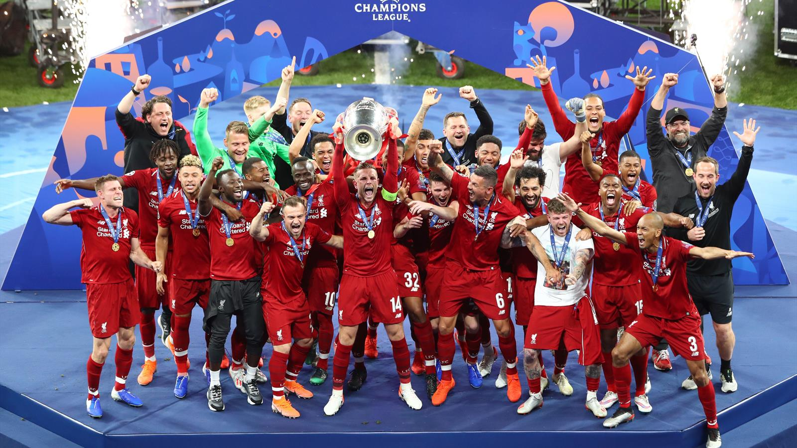 Champions League 2019 übertragung