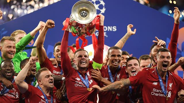 Final Champions League, Tottenham-Liverpool: Por fin en el Olimpo (0-2)