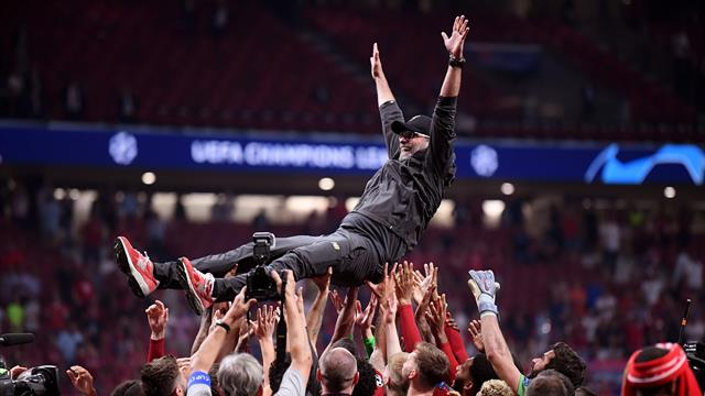 Klopp: This is the best night of my life