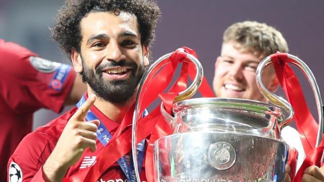 """Salah: """"Ser un egipcio en este nivel es increíble"""""""
