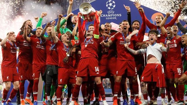 0-2. El Liverpool reconquista Europa
