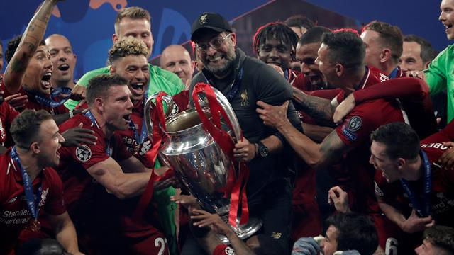 'Klopp is one of the great ones' - how the papers saw Liverpool's triumph