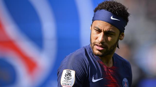 Neymar n'accepterait un départ qu'à Barcelone