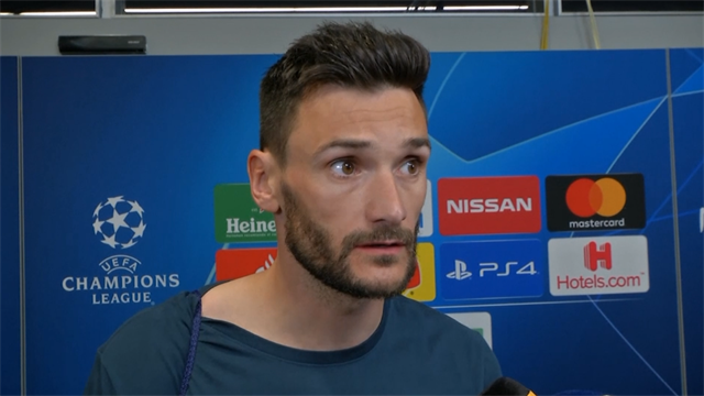 Lloris: Tottenham won't challenge every season, we have to be honest