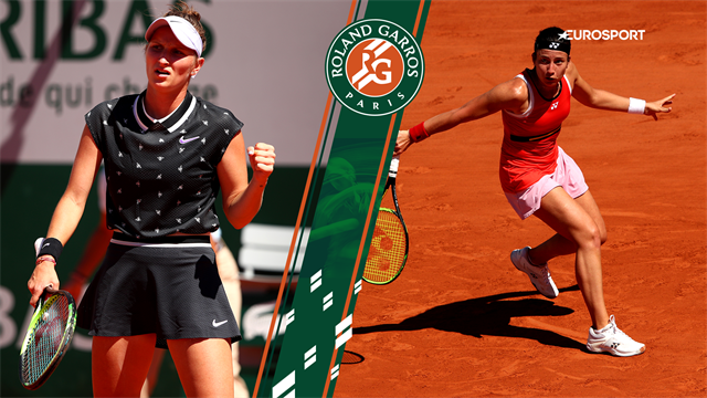 Highlights: Vondrousova storspillede og kylede Sevastova ud af Roland Garros