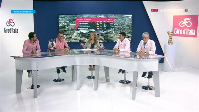 Revive 'La Montonera' (21ª Etapa): Carapaz alcanza la gloria, Landa se queda sin podio