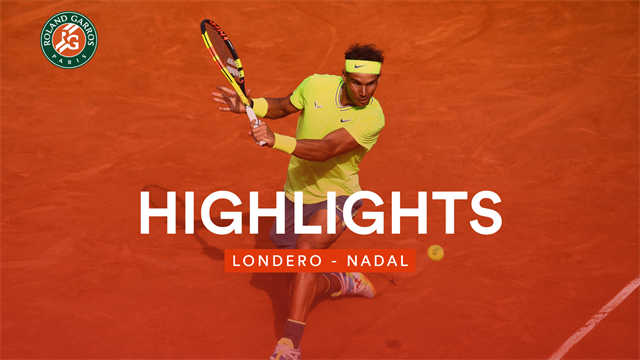 Nadal ohne Probleme: Die besten Szenen vom Viertelfinaleinzug